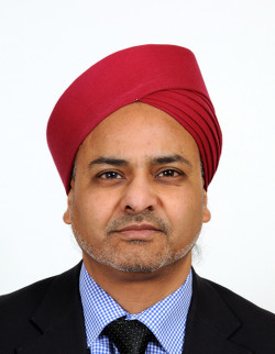 Professor Kam Chana